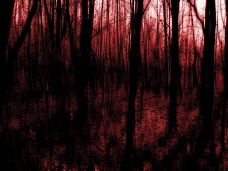 bloody-forest-hell-red