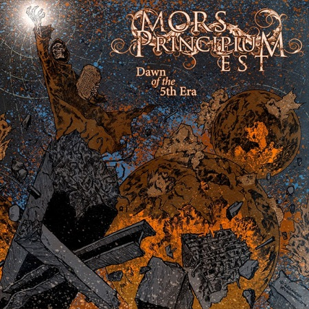 mors-principium-est-dawn-of-the-5th-era-critica-portada
